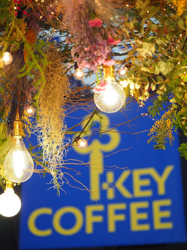 世界ラン展 東京ドーム × key coffee  Photo Booth