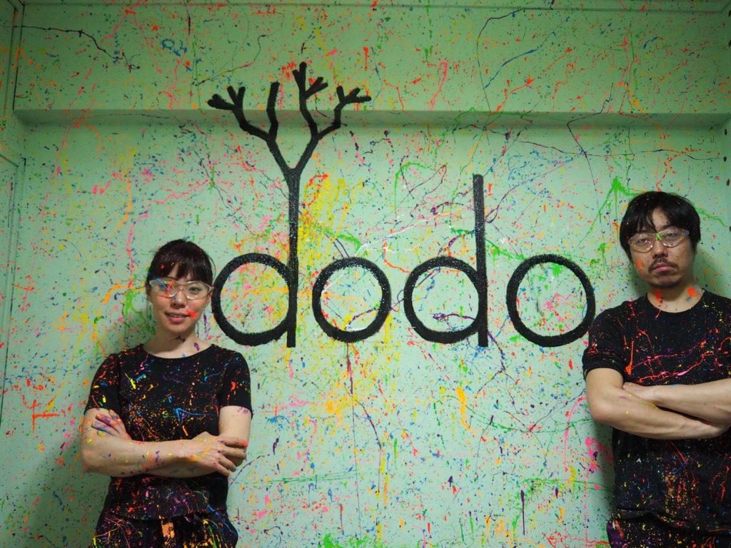 dodo染め Atelier Decoration