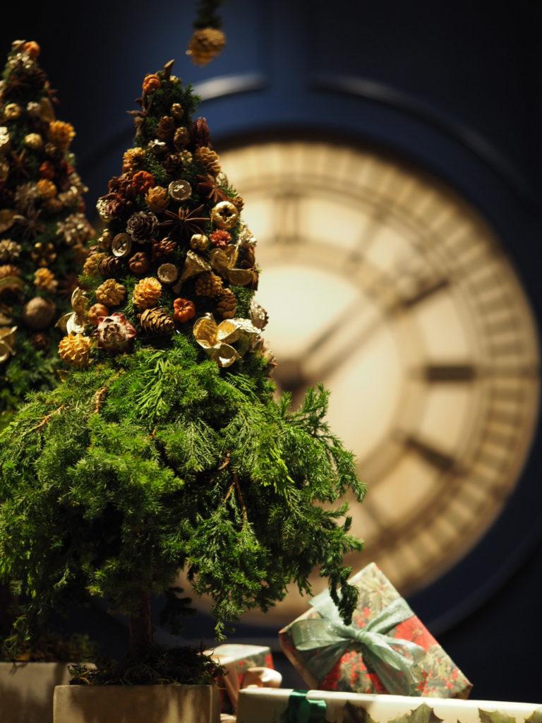 CARESE クリスマスディスプレイ2018